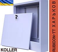 Шкаф наружный для коллекторов теплого пола SWNE-6 585х450х110 Koller
