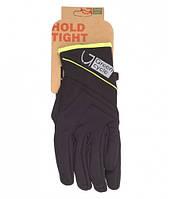 Перчатки Green Cycle NC-2576-2015 WindStop с закрытыми пальцами XL черные