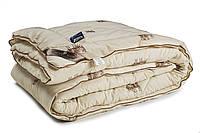 Зимнее шерстяное одеяло SHEEP полуторное евро.