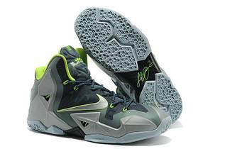 Кроссовки мужские Nike Lebron 11 / LBM-001