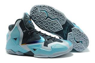 Кроссовки мужские Nike Lebron 11 / LBM-002