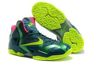 Кроссовки мужские Nike Lebron 11 / LBM-003