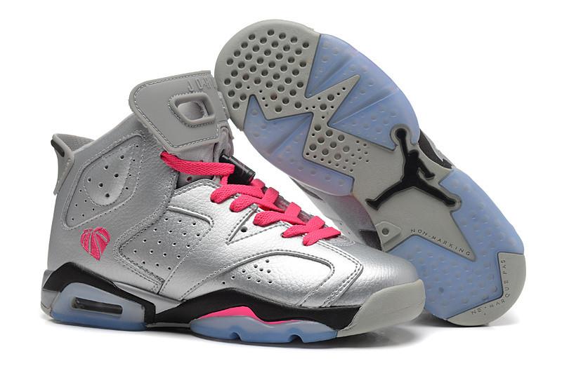 Кроссовки мужские Nike Air Jordan 6 / AJM-085