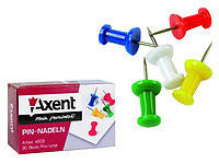 """Кнопки гвоздики """" Axent """" 30 шт."""