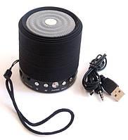 Портативная беспроводная колонка/ динамик/ радио WS-631 Bluetooth, фото 1