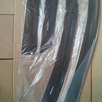 Дефлекторы окон (ветровики) на Форд Фокус-2 с 04-11 седан\хетчбек (клеющие) 4-шт. ANV air.
