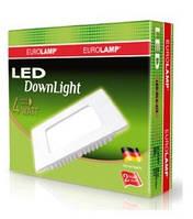 Светильник квадратный LED 4W Eurolamp