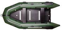 Лодка надувная моторная килевая четырехместная Bark BT-330S (БАРК BT-330S)