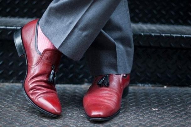 Советы по уходу за обувью