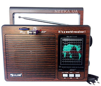 Радиоприёмник GOLON RX-9977UAR, портативное радио, фото 2