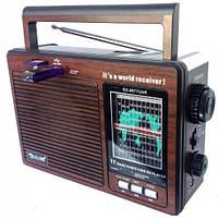 Радиоприёмник GOLON RX-9977UAR, портативное радио, фото 3
