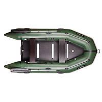 Лодка надувная моторная килевая трехместная Bark BT-310S (БАРК BT-310S)