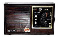 Радиоприёмник GOLON RX-9977UAR, портативное радио, фото 5