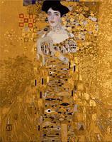Картина по номерам Портрет Адели худ. Климт Густав (G321) 40 х 50 см