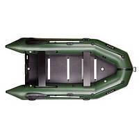 Лодка надувная моторная килевая четырехместная Bark BT-360S (БАРК BT-360S)
