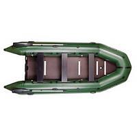 Лодка надувная моторная килевая восьмиместная Bark BT-450S (БАРК BT-450S)
