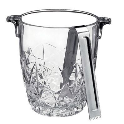 Ведро для льда BORMIOLI ROCCO DEDALO  226070GQ2021990  (стеклянное, 1000 мл)