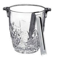Ведро для льда (стеклянное, 1000 мл) BORMIOLI ROCCO DEDALO  226070GQ
