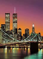 Фотообои Манхеттен 183*254