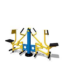 Тренажер рычажная тяга SL 131
