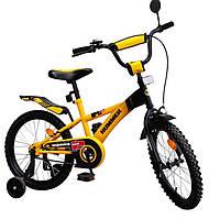 """Двухколесный велосипед 18 дюймов 111809 """"Хаммер"""""""