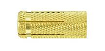 Латунный распорный дюбель М5/6х20 (упаковка 100 шт.)