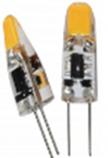 Светодиодная лампа LEDEX 1,5 Вт G4 AC/DC 12V Premium 3000К