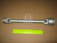 Ключ балонный ГАЗ 53,3307 (22х38) (L=365) (цинк) (производитель г.Павлово) И-312ц