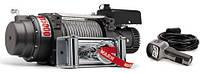 Лебедка WARN  OFF-ROAD M15000, 12V,  27 м, ролики, 6804 кг