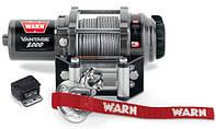 Лебедка WARN  ATV Vantage 2000, 12V,  15 м, ролики, 907 кг