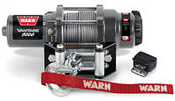 Лебедка WARN  ATV Vantage 3000, 12V,  15 м, ролики, 1361 кг