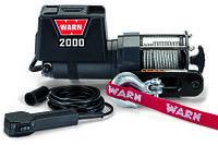 Лебедка WARN  WORKS WORKS 2000, 12V,  10,7 м, губки, 907 кг