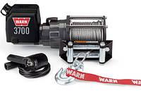 Лебедка WARN  WORKS WORKS 3700, 12V,  13 м, ролики, 1680 кг