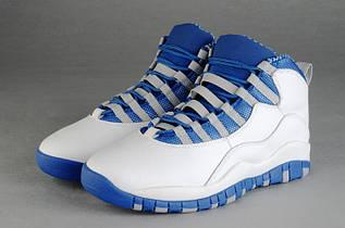 Кроссовки мужские Nike Air Jordan 10 / AJM-115 (Реплика)