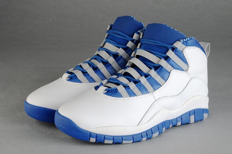Кроссовки мужские Nike Air Jordan 10 / AJM-115