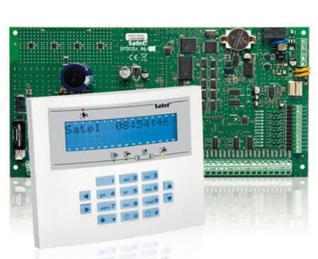 Монтаж и установка беспроводной сигнализации для небольшого жилого дома