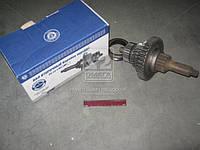 Вал вторичный КПП ГАЗ 53 в сборе (производитель ГАЗ) 53-12-1701100
