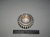 Шестерня 3- передачи ГАЗ 3307,53 вала вторичного КПП 4 старого (производитель ГАЗ) 52-1701113-10