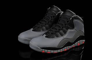 Кроссовки мужские Nike Air Jordan 10 / AJM-117 (Реплика)