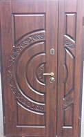 Полуторные двери ОПТИМА