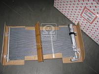 Радиатор кондиционера (21703-1300008) ВАЗ 2170 с ресивером <ДК>