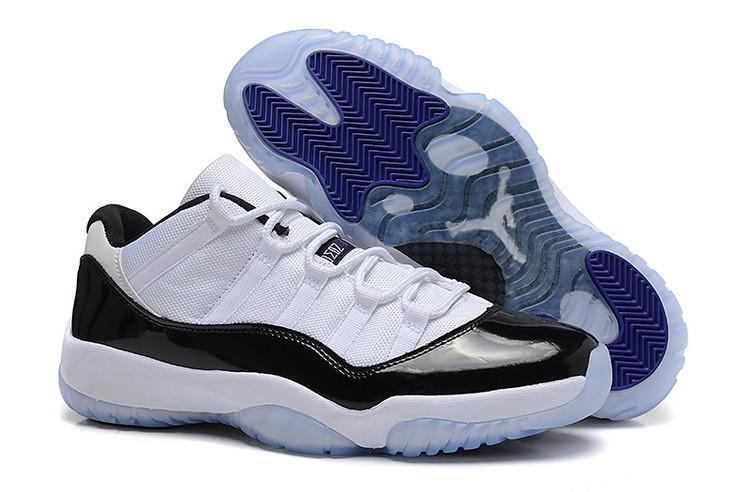 Кроссовки мужские Nike Air Jordan 11 / AJM-123 (Реплика)