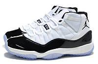 Кроссовки мужские Nike Air Jordan 11 / AJM-124 (Реплика)