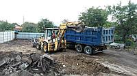 Вывоз строительного и твердобытового мусора от 10-30т.