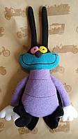 Мягкая игрушка таракан Джои из мультфильма Огги и Кукарачи