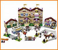 """Конструктор Bela """"Школа верховой езды"""" 10170 - аналог Lego Friends 3185 (1112дет.)"""