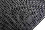 Резиновый водительский коврик в салон BMW X5 (E70) 2007-2013 (STINGRAY), фото 3