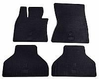 Резиновые коврики в салон BMW X5 (E70) 2007-2013 (STINGRAY)