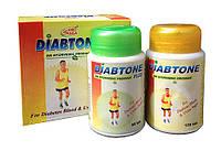 Диабтон плюс Diabtone plus - комплекс для инсулино-зависимых 120 tab с желтой крышкой и 60 таб с зеленой крышк