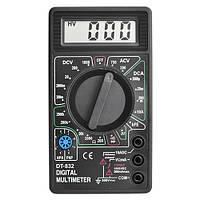 Цифровой мультиметр DT-832 тестер